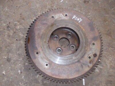 Massey Harris Pony Mh Tractor Engine Motor Flywheel Starter Ring Gear