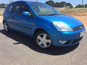 2004 Ford Fiesta  ZETEC 2 door Hatchback North Haven Port Adelaide Area Preview