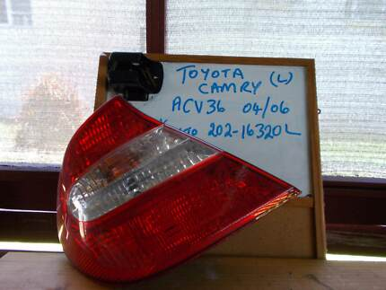 Tail Light Camry