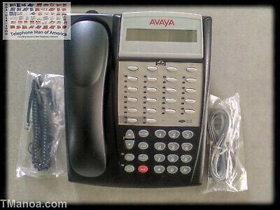 Avaya Lucent Partner 18d Series2 Black Business Office Phone 700340193 700420011