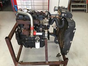 Perkins 1104D -44T Engine Welshpool Canning Area Preview