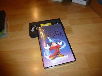 Fantasia, Walt Disney  Video