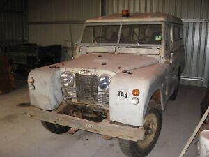 Land Rover Series Two