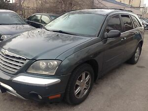 2004 Chrysler Pacifica Only 180000 KMS  For Part $950