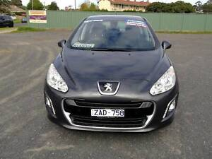 2012 PEUGEOT 308 Bacchus Marsh Moorabool Area Preview
