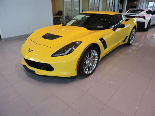 Imagen 1 de Chevrolet Corvette yellow
