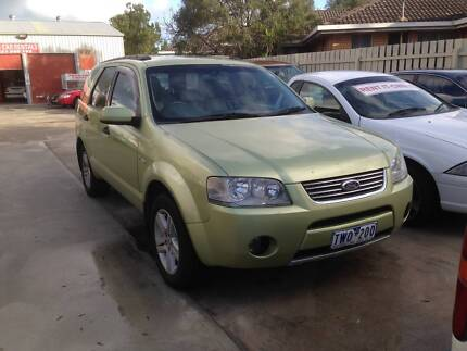 2005 Ford Territory Wagon OR RENT IT FROM $240PW Werribee Wyndham Area Preview