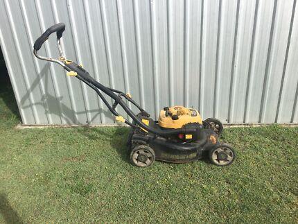 Wrecking talon eagle lawn mower