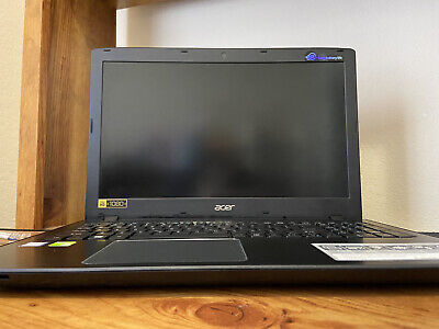 "Acer Aspire E 15 15.6"" GeForce Mx150 2 GB VRAM 8GB Memory 256GB SSD Laptop"