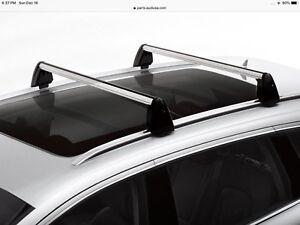 Genuine Audi Q7 roof rack