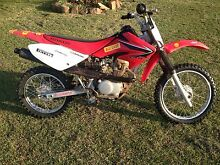 Honda CRF80F Glamorgan Vale Ipswich City Preview