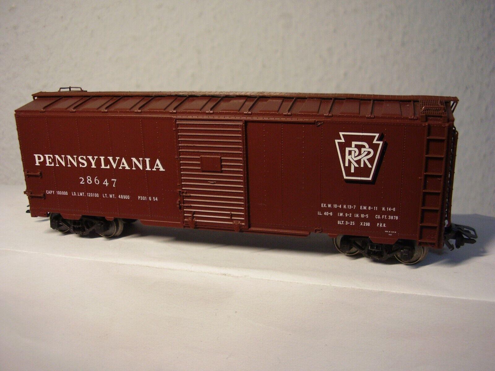 Märklin HO Box Car Pennsylvania aus Set 45650