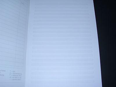 3 x Schulheft DIN A4 liniert Lineatur 3. Klasse Nr. 3 von Staufen