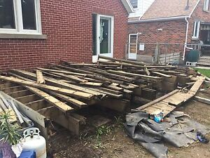 Free deck boards