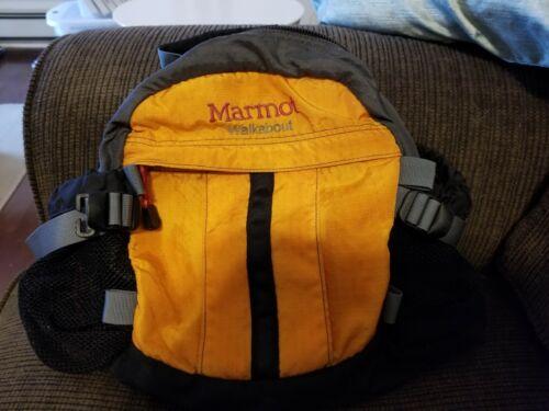 Marmot Walkabout Waist Fanny Lumbar Pack Bag Hiking Outdoor