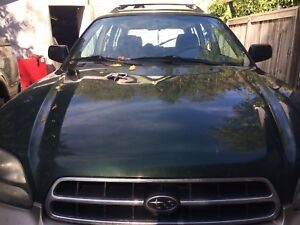 2000 Parts Outback