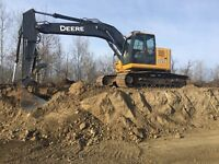 Excavating and construction Contractor