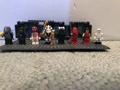LEGO Ninjago minifigures Lot