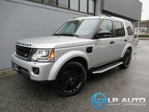 2016 Land Rover LR4 HSE Luxury! 7 Seats! Easy Approvals!