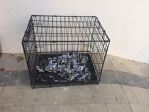 Dog crate Iluka Joondalup Area Preview