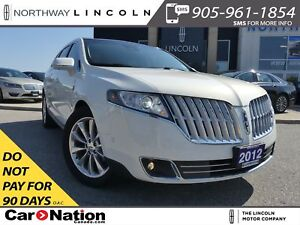 2012 Lincoln MKT EcoBoost | NAV | PANO ROOF | REAR CAM | LEATHER