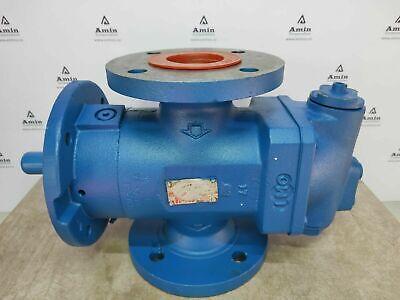 Imo Pump Acg 052k5 Ntbp Triple Screw Pump