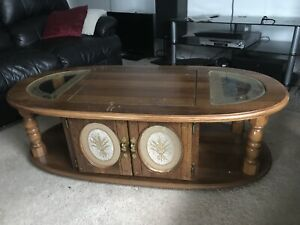 Coffee Table / 2 End Table