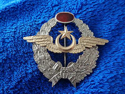 *(A10-214) Türkisches Piloten Abzeichen WWI