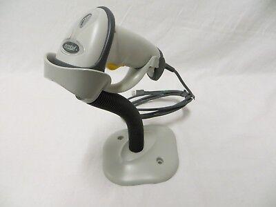 Symbol Barcode Scanner Ls2208-sr20371r W Stand Usb Cord