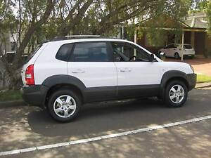 2005 Hyundai Tucson Wagon AUTO V6 Eleebana Lake Macquarie Area Preview