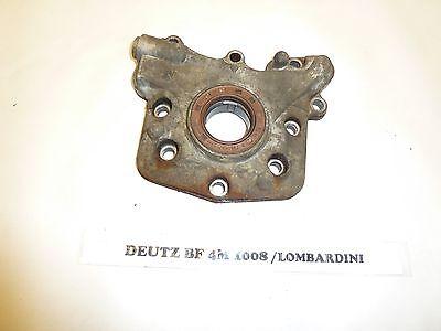 One Used Good Oil Pump Deutz Bf4m 1008 Lomardini