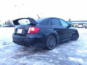 2011 Subaru wrx sti / cheapest in AB