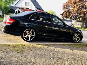 C63 performance package