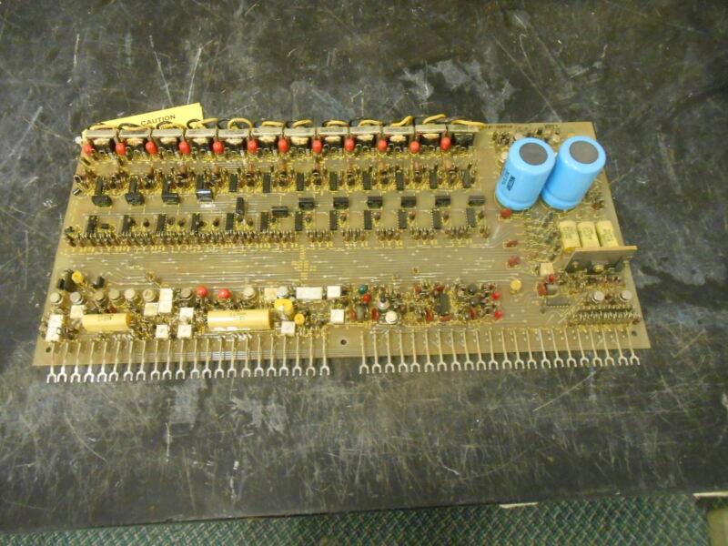 GE GENERAL ELECTRIC IC3606SPCD1H FANUC CONTROL CARD PCB CIRCUIT BOARD