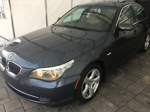 BMW 535 XI 2008 123000 km fully loaded perfect condition