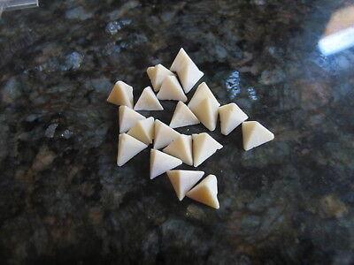 25 pound box Duralum® XM #8 Ceramic Tumbling Nugget