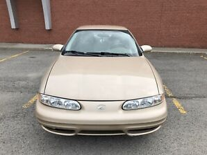 Oldsmobile Alero (clean)