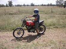 wanted Yamaha 100 cc Ag motor bike or similiar for parts Tamworth Tamworth City Preview