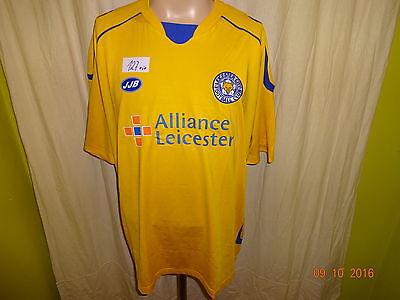 "Leicester City JJB Auswärts Trikot 2005/06 ""Alliance Leicester"" Gr.XL Neu"