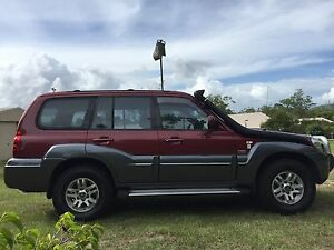 2006 Huyndai Terracan 4X4 TURBO DIESEL,7 SEATER,RWC+9/17 REGO Mansfield Brisbane South East Preview