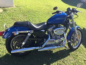 Harley Sportster Mitchelton Brisbane North West Preview