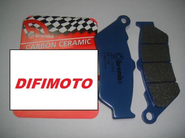 REAR BRAKE PADS BREMBO CARBON CERAMIC 07BB0306 BMW K 1600 GT 2011