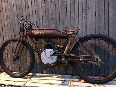 1909 Indian  Board Track Racer replica