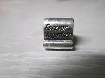 Pandora FOREVER TOGETHER Sterling Silver Charm Bead 790513