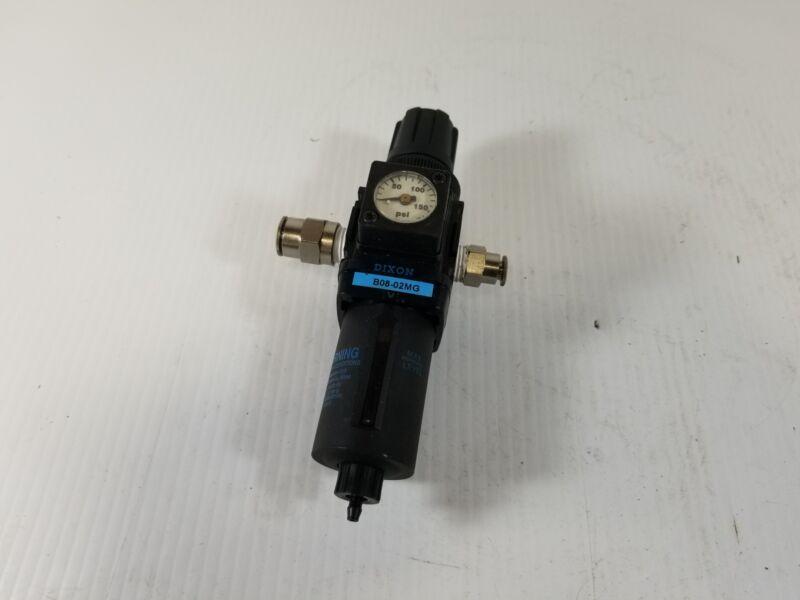 Dixon B08-02MG Filter Regulator
