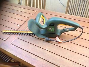 Ozito Power Garden Hedge Trimmer Petersham Marrickville Area Preview