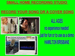 $15 RECORD A SONG SMALL HOME SET UP Hamilton Brisbane North East Preview