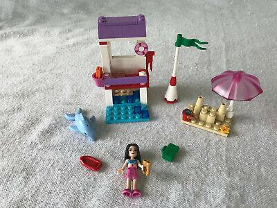 LEGO Friends Emma's Lifeguard Post (41028) Complete ()