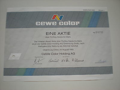 Deutschland - Cewe Color Holding AG  1/230