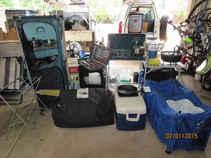 Entire camping setup Cairns Region Preview